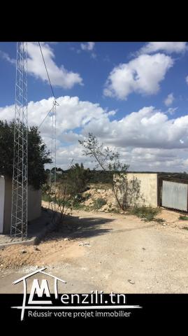 A vendre Terrain a Hammam Sousse