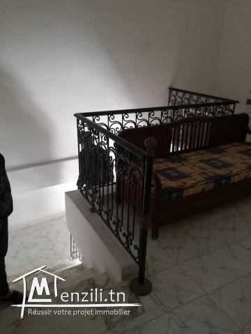 duplex zone calme cité kelibia lycée farabi