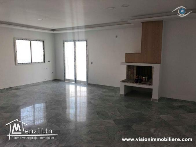 Vente Villa Genêt S+4 Hammamet-centre