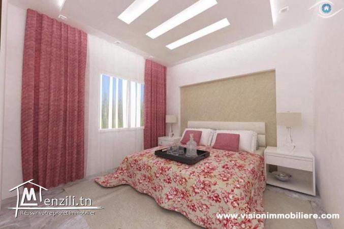 Vente Duplex Silvia S+3 Hammamet-centre