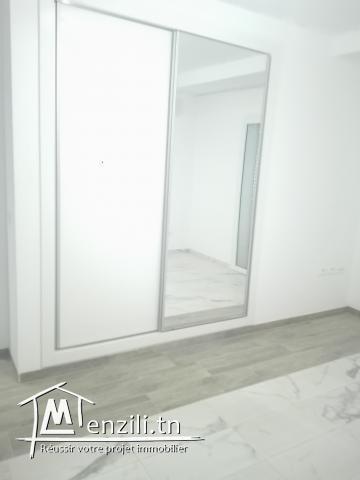 un appartement s+2 wahat