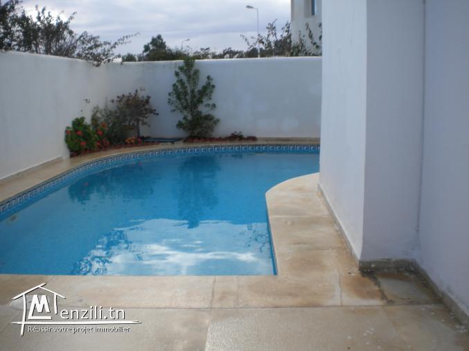 Villa à 650 MDT à Yasmine Hammamet