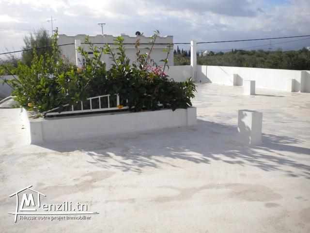 Villa dans les vergers de Hammamet à 650 MDT