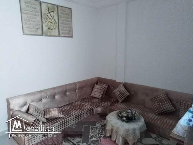 Une villa à Hammamet Nord de 160 m² sur un terrain de 190 m²
