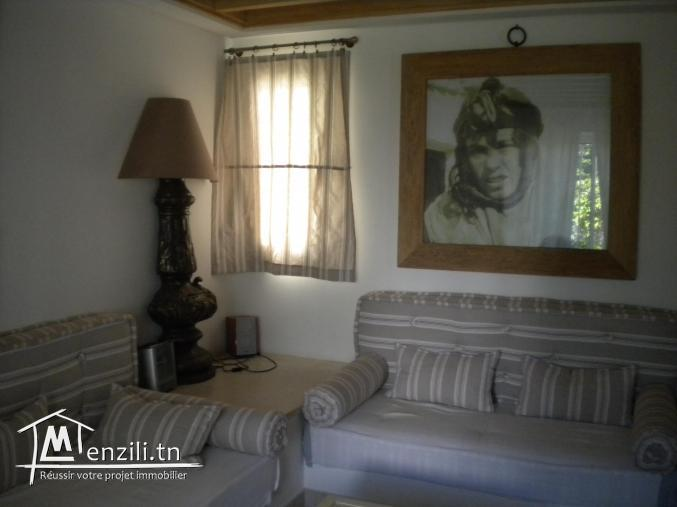 Une villa à Hammamet Nord de 170 m² sur un terrain de 250 m²