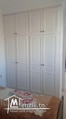 Appartement s+1 a louer a Monastir