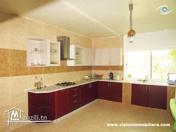 Location villa Phoenicia S+4 Hammamet-sud
