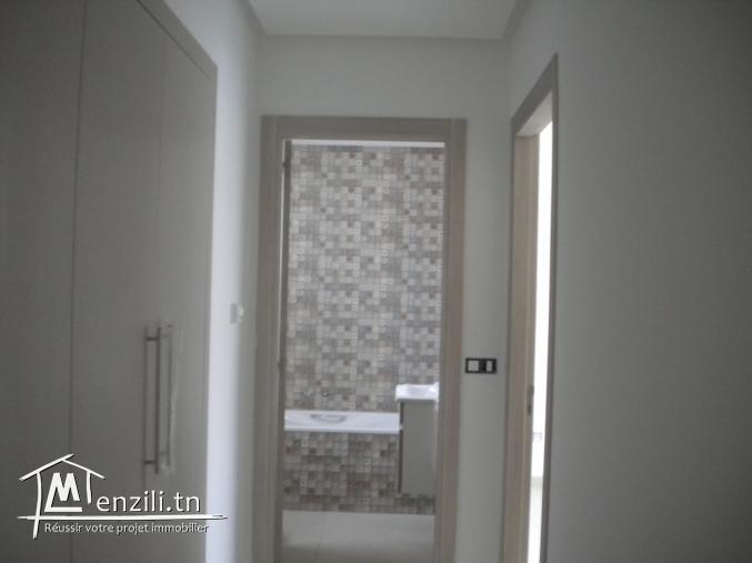 Un appartement neuf jamais habité de 108 m² à 249 MDT à El Mrezka
