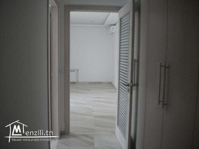 Un appartement neuf jamais habité de 105 m² à 242 MDT à El Mrezka