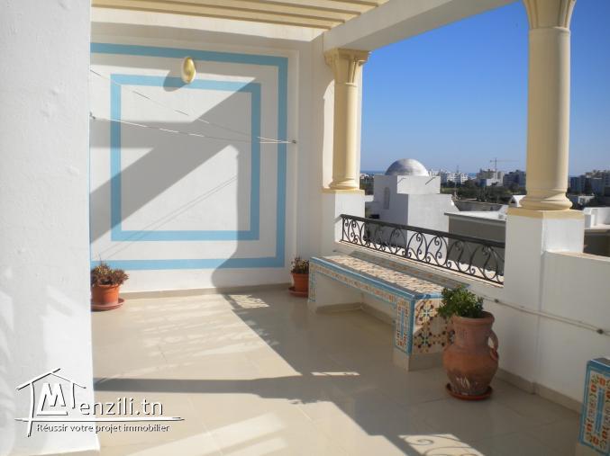 Un appartement de 145 m² à 210 MDT à El MREZGA