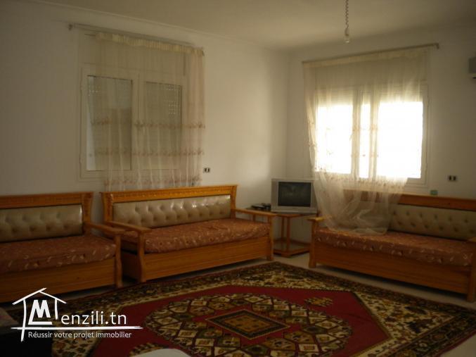 Un appartement de 130 m² à 185 DT
