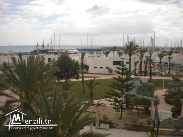 Un appartement de 150 m² à 370 000 DT à la Marina