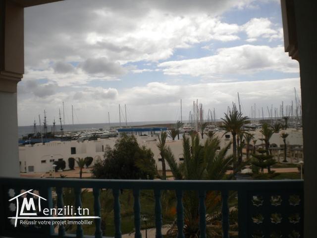 appartement de 70 m² à 265 000 DT à la Marina de Hammamet