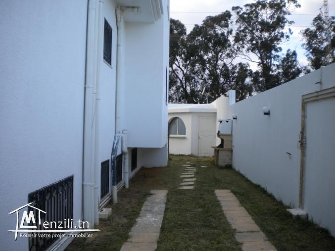 Une résidence à Yasmin Hammamet