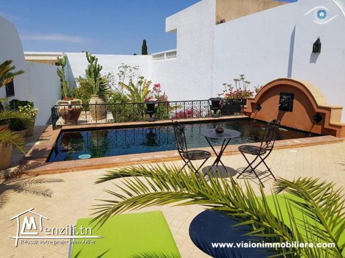 Vacances Maison d'hôte Tendance+ S+3 Hammamet-centre