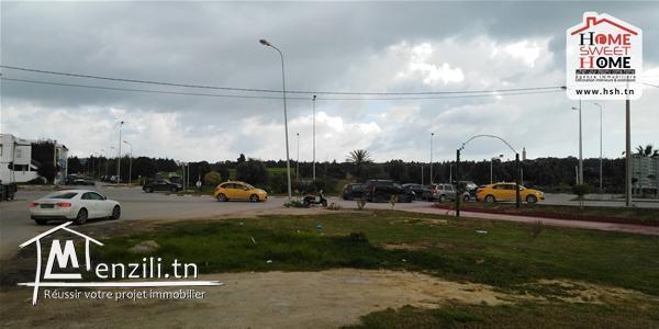 Terrain INVEST à Sidi Daoud 490 m2
