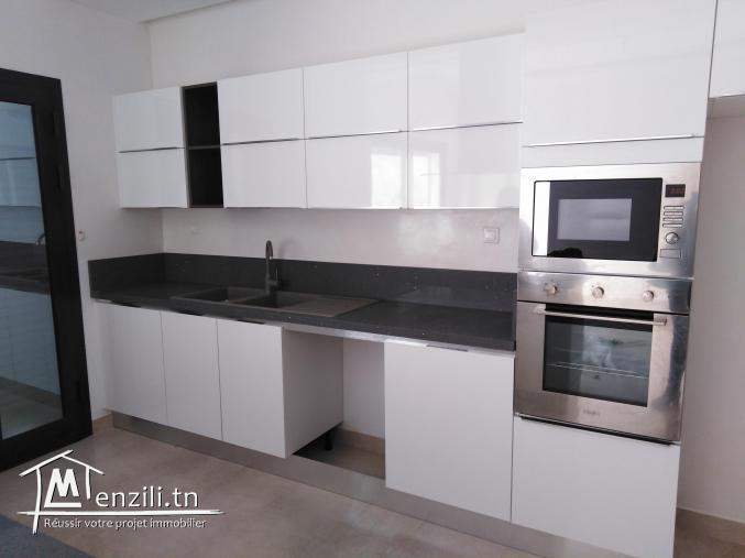 appartement s+2 lac 2 alz3657