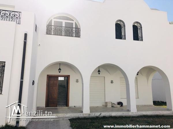 Villa Lucie à Hammamet