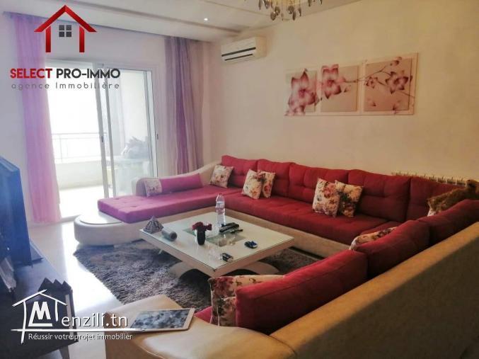 Appartement S+2 de 119 m² à AFH Mrezgua – NV2052