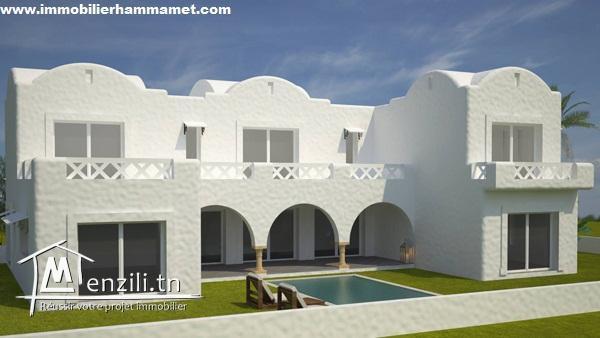 Villa Léa à Hammamet