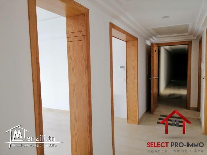 Appartement S+2 de 129 m² à AFH Mrezgua – NV1070
