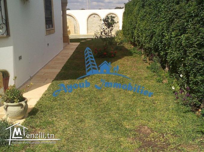 Villa Yasmine Hammamet
