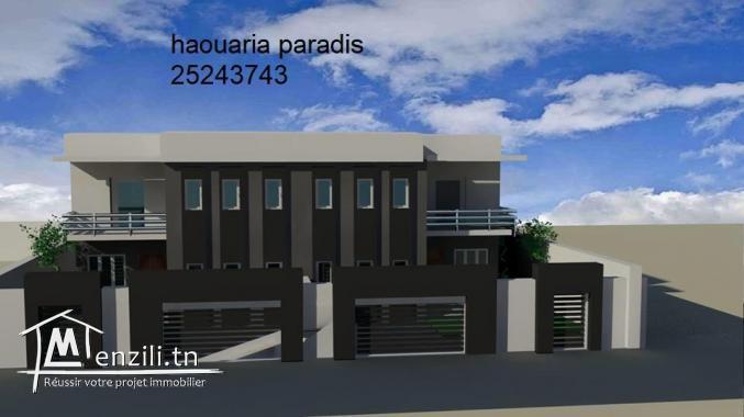num 25243743 duplex s+3 avec garage vue de mer