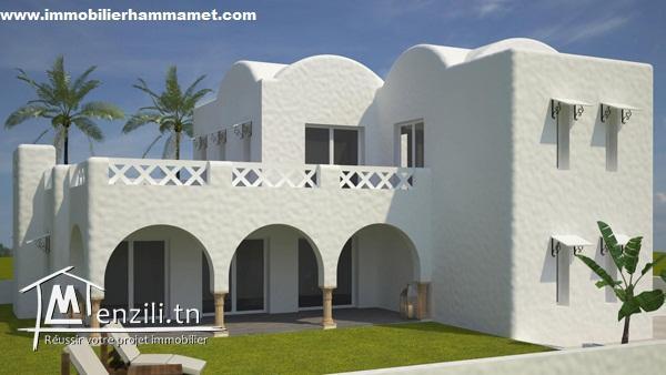 Villa Louise à Hammamet