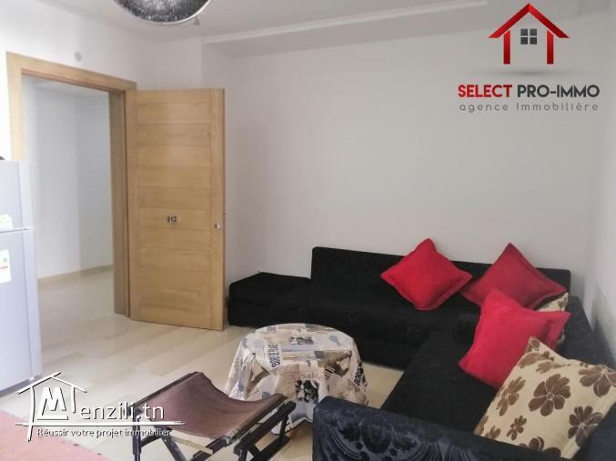 Appartement S+1 meublé à AFH – NLA070