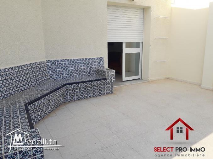Étage du villa S+4 à Mahressi – NLA068