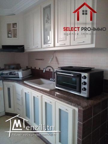 Appartement S+1 meublé à Nabeul – NLA067