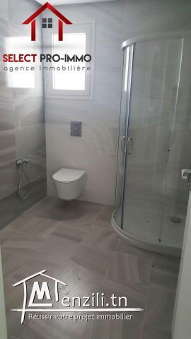 Appartement S+3 à Nabeul – NLA063