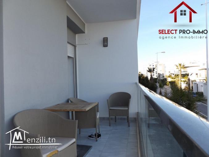 Appartement S+2 de 108 m² à Mrezgua – NV2048