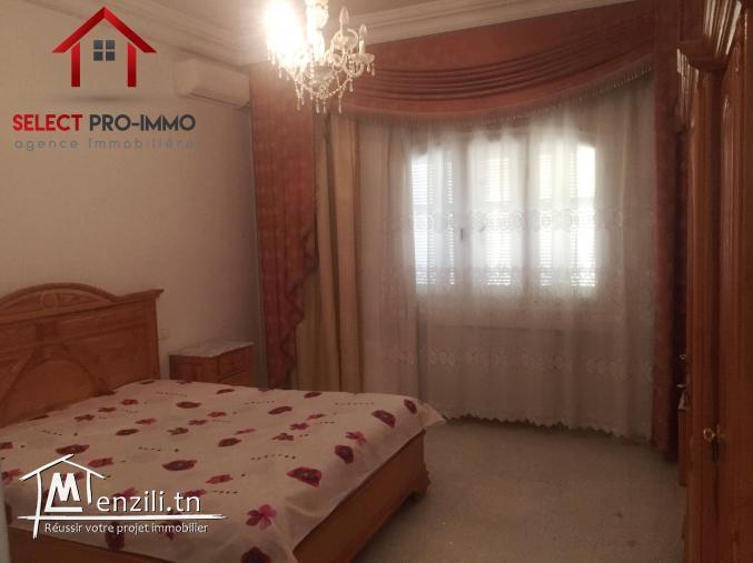 Villa meublé à AFH 1 Nabeul – NLA058