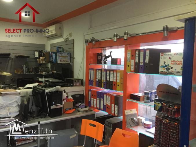 Fond de commerce de 25 m² à Nabeul – LC023