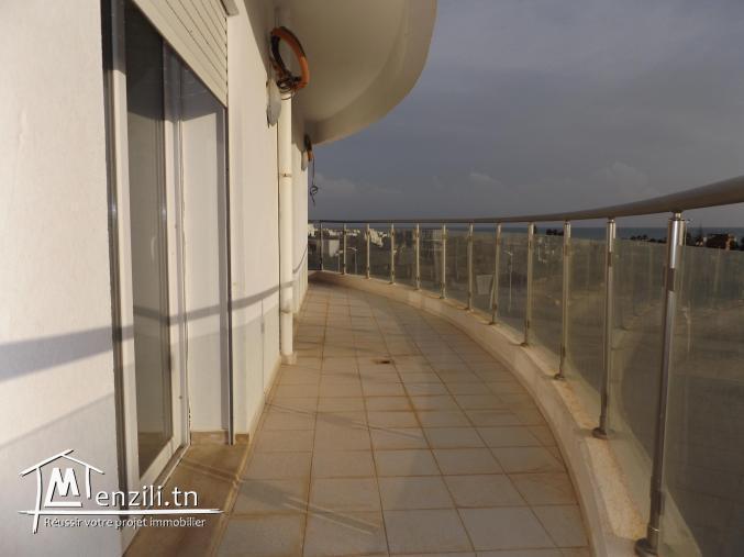 s+2 vue de mer à AFH Mrezgua