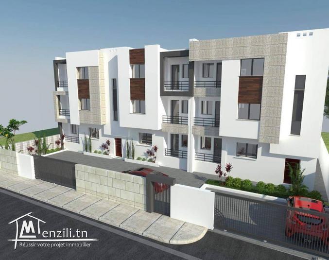 A vendre chez Hammamet, des appartements de haut standing