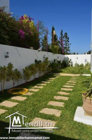 Villa Didon à Yasmine Hammamet