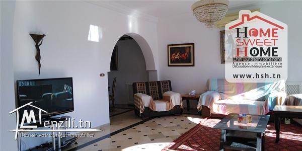 Villa Zina w Aziza