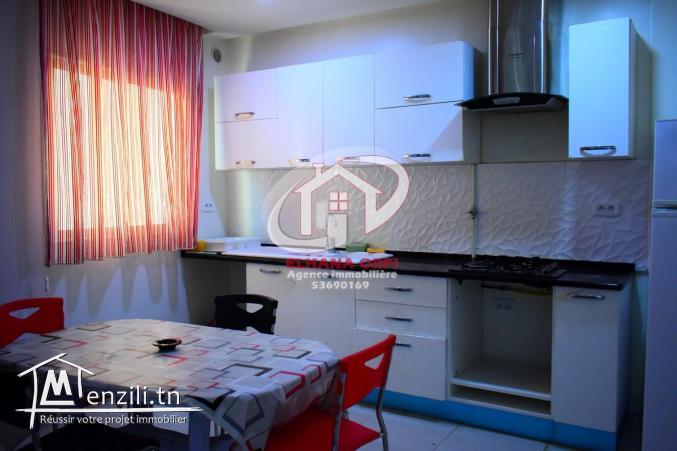 a vendre appartement s+2 a mahdia