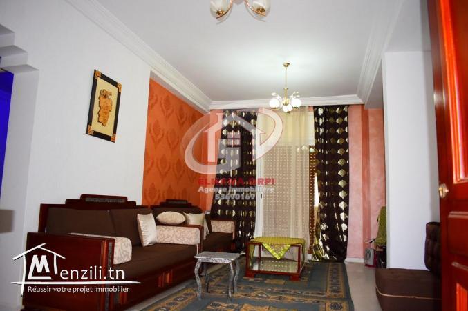 a vendre appartement à borj khfacha