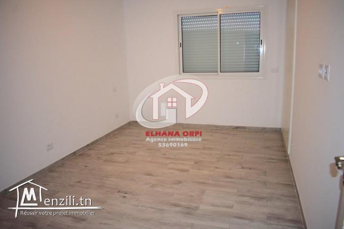 appartement s+2 haut standing mahdia