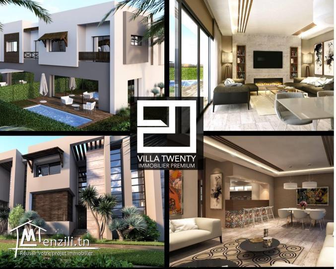 Splendide Villa THS Chez promoteur la Soukra