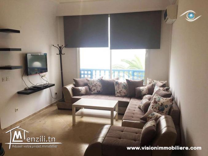 Vacances appartement Lorraine S+1 Hammamet-sud