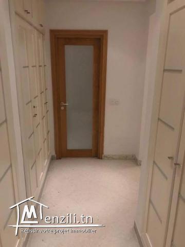 Appartement Meublé s+3 à sidi daoud ref: MAL0218