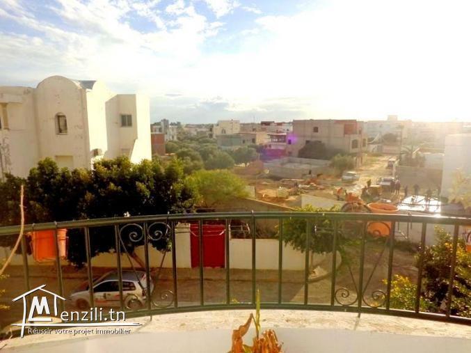 appartement s+2 à manaret Hammamet