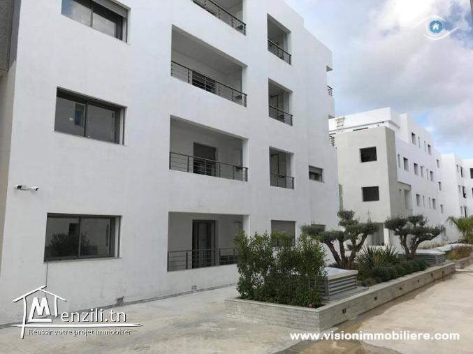 Vente appartement Florence S+1 Hammamet-nord