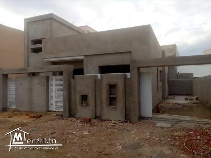 nouvelle villa a beni khiar 190m