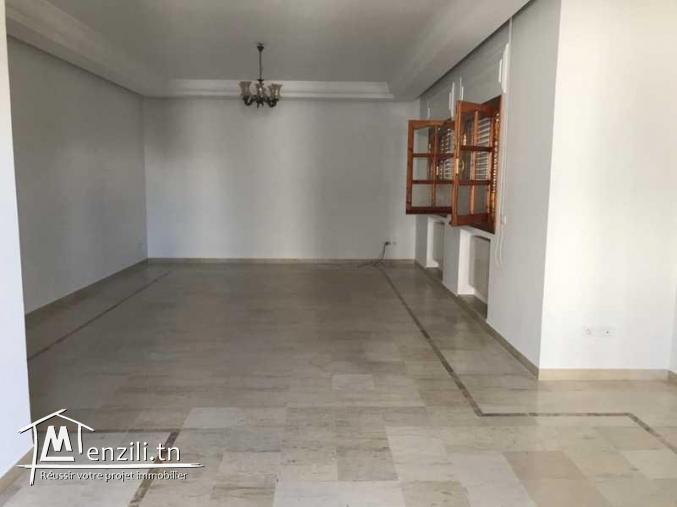 étage de villa s+3 au jardin de carthage ref mel0014