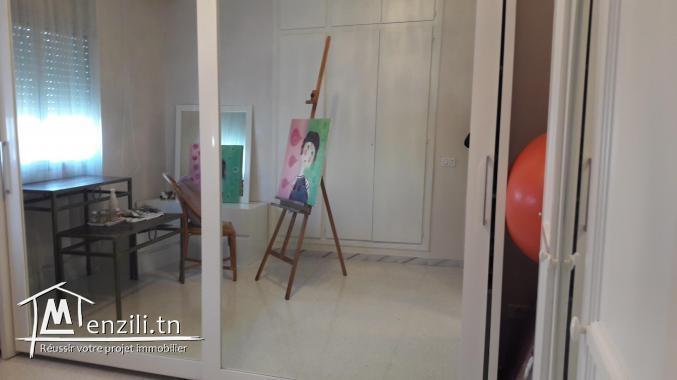 appartement s+3 meublé